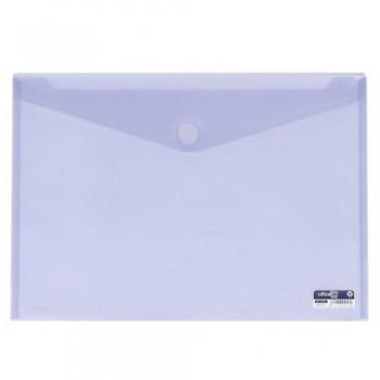 SOBRE A3 PP CIERRE DE VELCRO 435X310 MM CRISTAL. OFFICE BOX