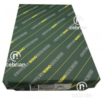 PAQUETE 250H PAPEL COUCHE DIGITAL GLOSS 350G 45X32 CM