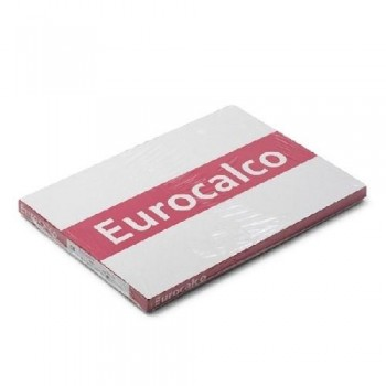 PAQUETE 500 HOJAS EUROCALCO DIGITAL 32X45 75 G 2º COLOR CFB VERDE