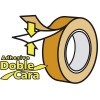 CINTA  ADHESIVA DOBLE CARA FIXO DUO 20M x 15MM.