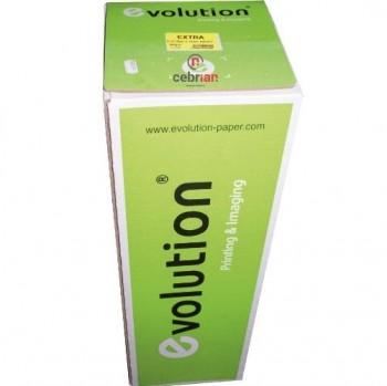 BOBINA PLOTTER 914X50 METROS 80g EVOLUTION