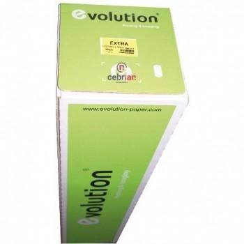 BOBINA PLANOS PPC 914X175 MTS. 80g EVOLUTION