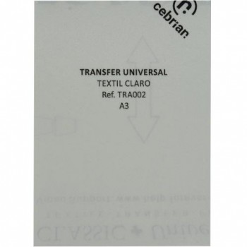 CAJA 100 TRANSFERS A3 FOREVER UNIVERSAL